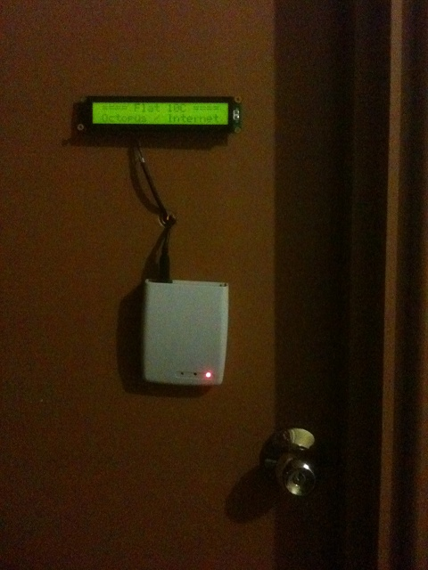 Rfid Apartment Lock Amp Iphone App