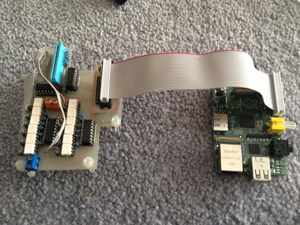 how to make a 2ds with rasberry pi